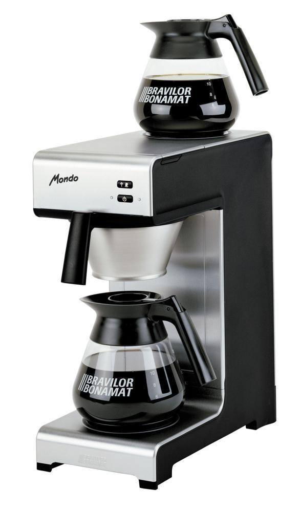 Kávovary na filtrovanú kávu