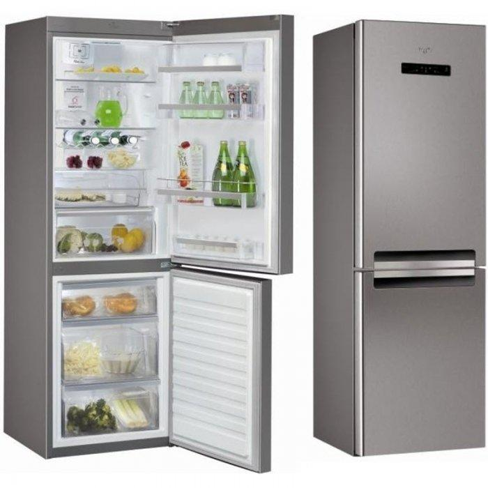 Chladničky nerezové