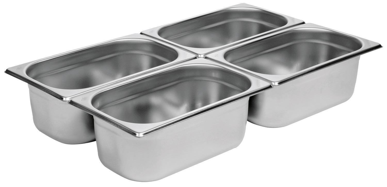 GN nádoby a plechy