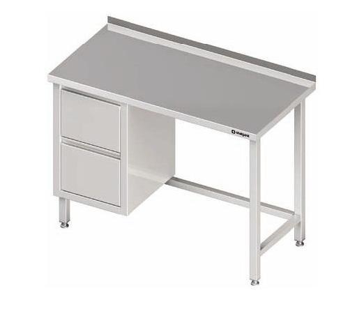 Zásuvkové a krytované stoly