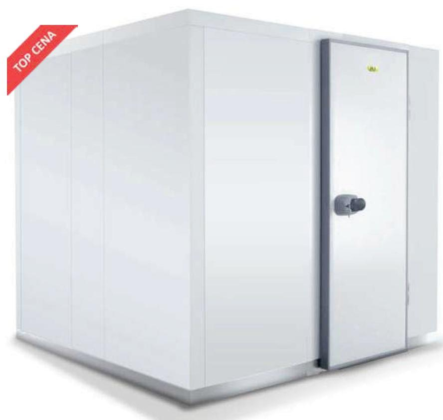 Chladiaci box PROFI - 2740 x 2340 mm