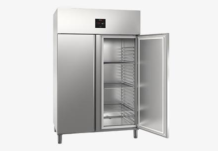 Kombinovaná skriňa dvojdverová, chladenie/mrazenieFagor Concept