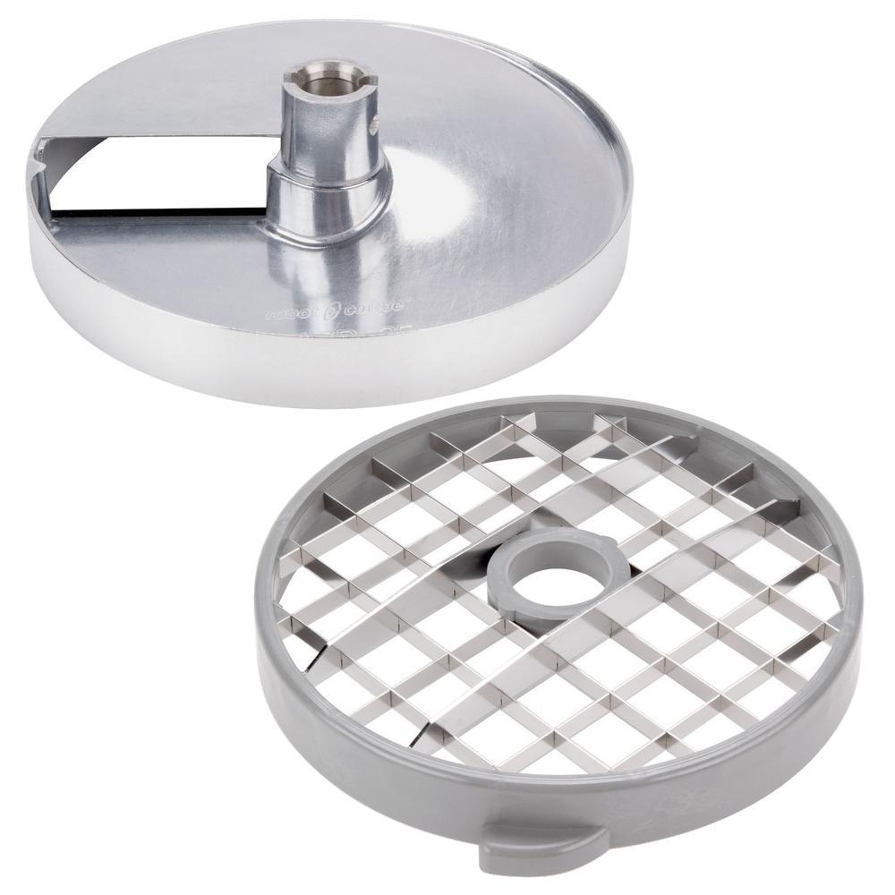 Pracovný disk - Robot Coupe - krájač kociek 14 x 14 x 5 mm(mozzarella)