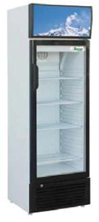 Chladnička presklená EKO  176 L