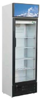 Chladnička presklená EKO  290 L