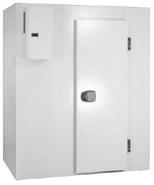 Mraziaci box PROFI montovateľný 160 x 160 cm