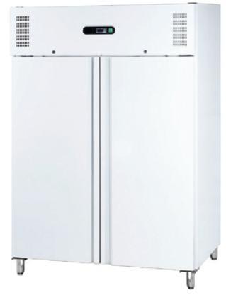 Chladnička biela dvojdverová  EKO  1300 L
