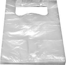 Uzlové vrecká 2 kg HDPE transp. (blokované) [100 ks]
