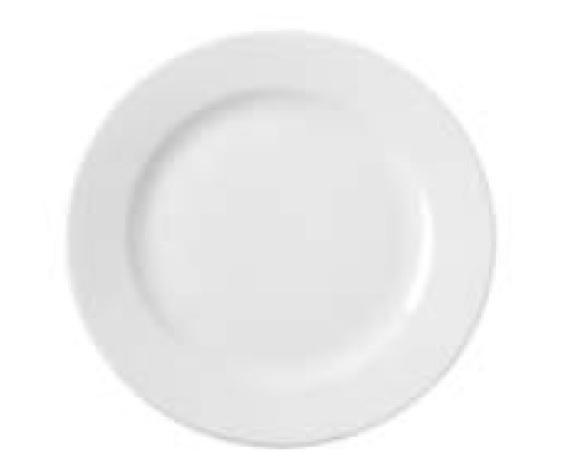 "Porcelán "" DELTA "" Tanier plytký 16 cm"