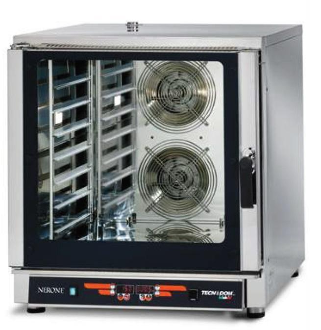 Teplovzdušná rúra a parnou funkciou 7x GN1/1 TECHNODOM