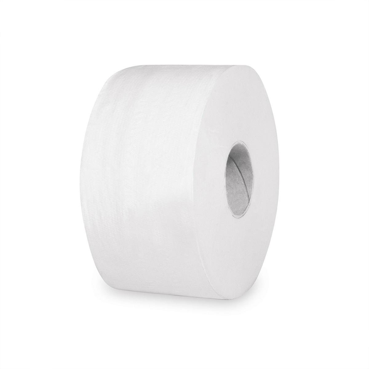 Toaletný papier tissue JUMBO 2-vrstvý 19 cm,100m (6ks)