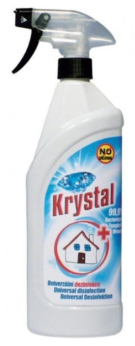 KRYSTAL univerzálna dezinfekcia 750 ml