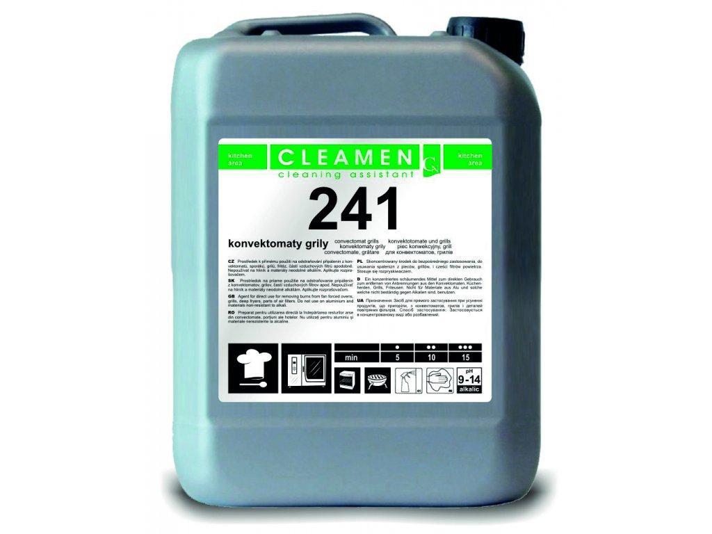 CLEAMEN 241 konvektomaty, gril5,5kg