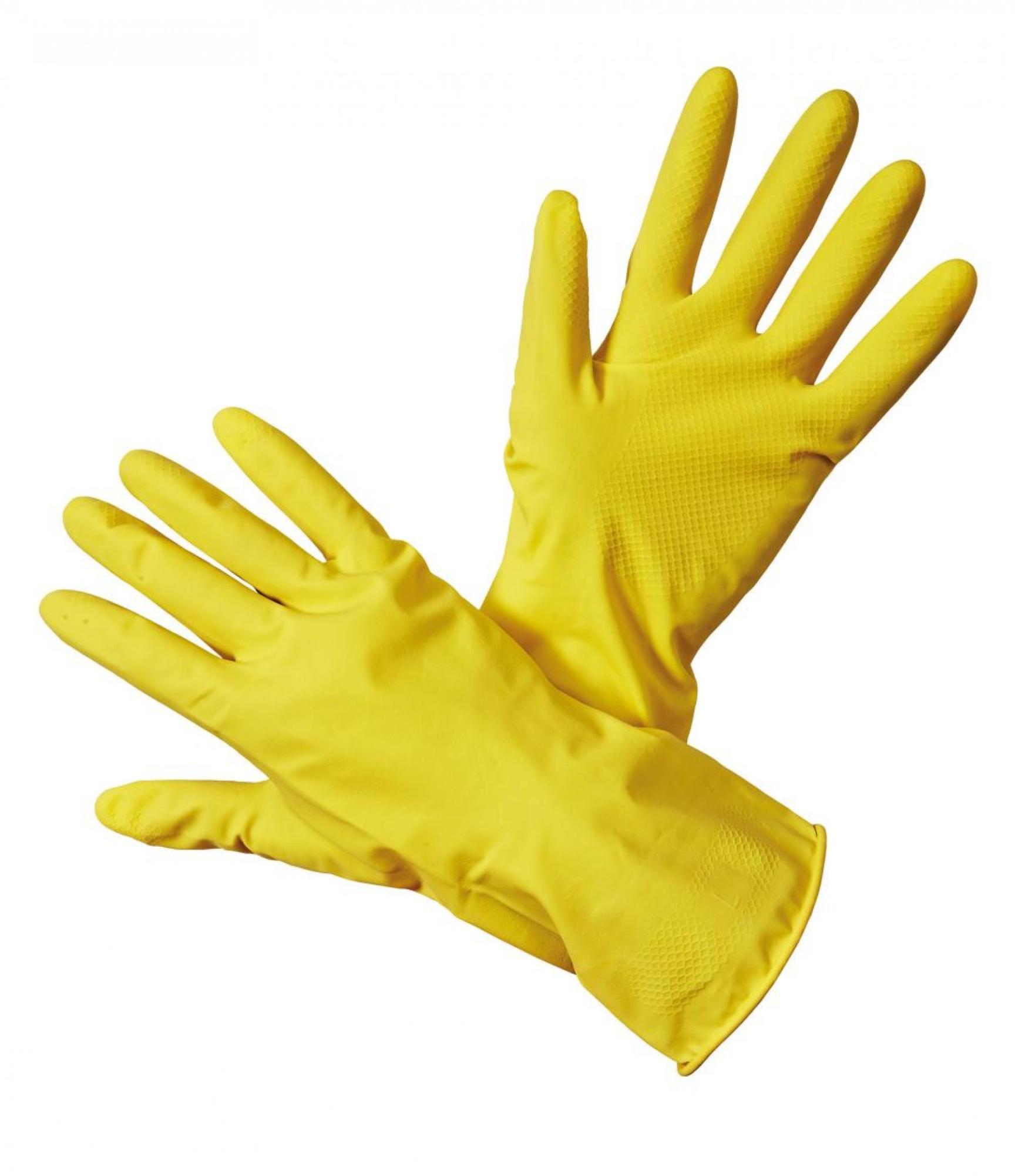 Rukavice STARLING žlté